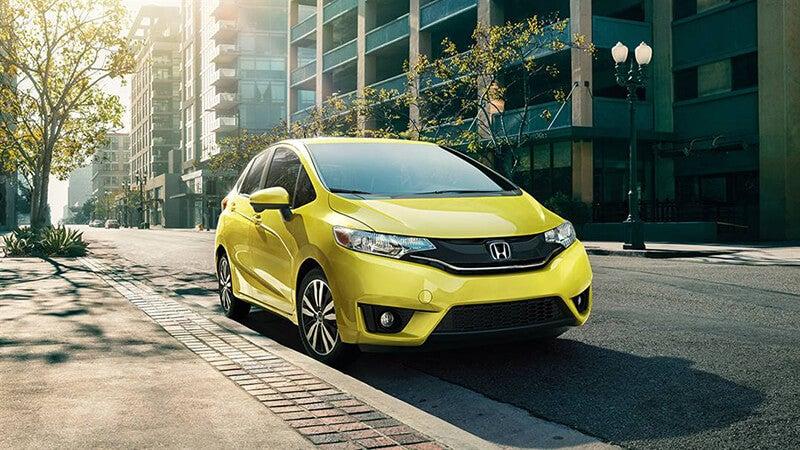 2016 Honda Fit Cary NC
