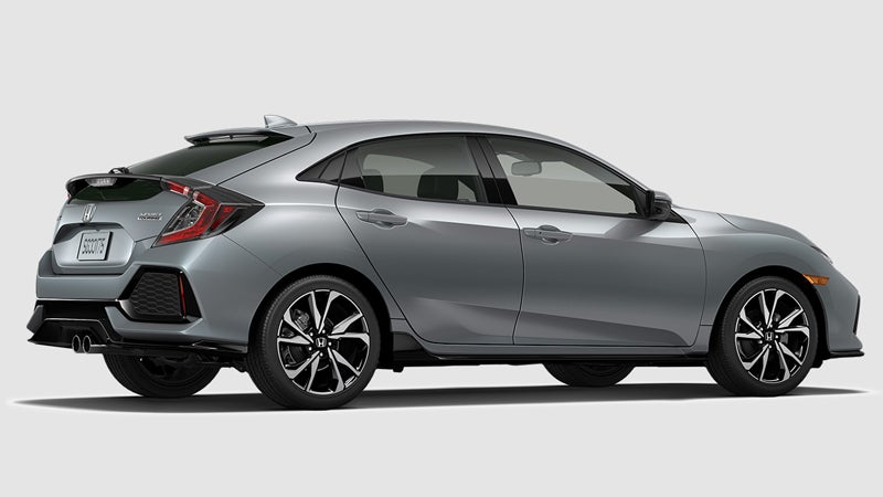 2017 Honda Civic Hatchback | Honda Civic Hatchback in Cary, NC ...
