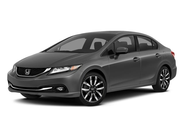 2014 honda civic sedan 4dr cvt ex l cary nc area honda dealer near cary nc new and used. Black Bedroom Furniture Sets. Home Design Ideas