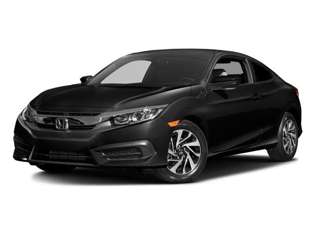2016 honda civic coupe 2dr cvt lx p honda dealer serving for Honda civic coupe lx p