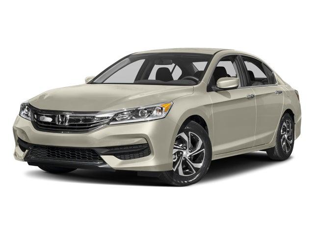 2017 honda accord sedan lx cvt honda dealer serving cary for Honda dealership raleigh