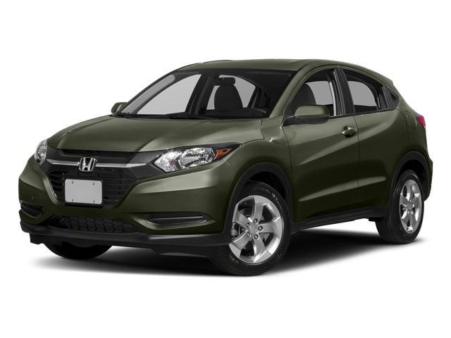 2017 Honda HR-V LX 2WD CVT - Honda dealer serving Cary NC – New and ...
