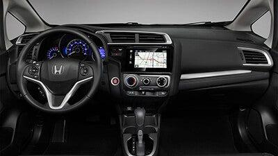 2016 Honda Fit Cary Nc Interior
