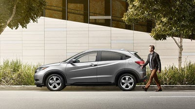 2016 Honda Hr V Cary Nc Trim Levels