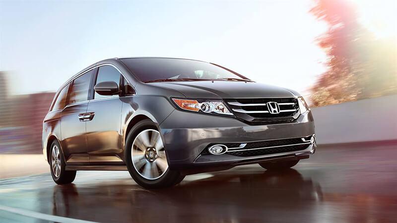 2016 Honda Odyssey Cary NC. AutoPark ...