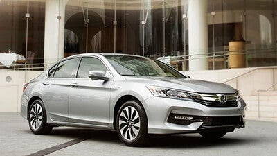2017 Honda Accord Hybrid Cary Nc Interior