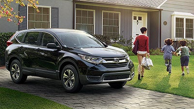 2017 Honda Cr V Cary Nc Interior