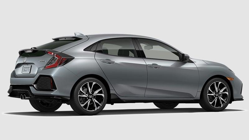2017 Honda Civic Hatchback Cary Nc