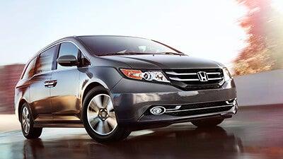 2017 Honda Odyssey Se >> 2017 Honda Odyssey