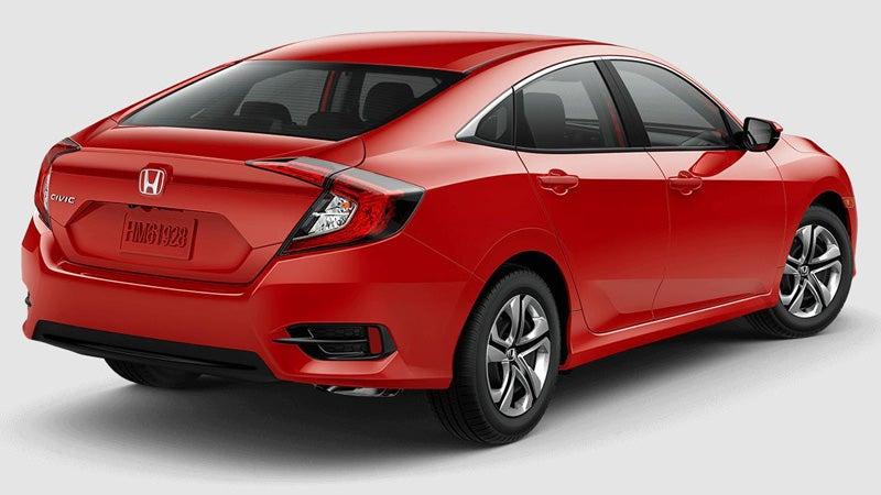 2018 honda civic in cary nc autopark honda for Different honda civic models