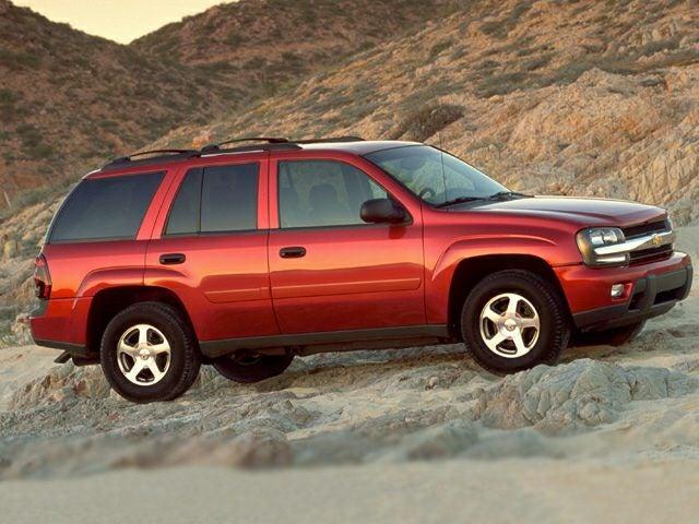 2005 Chevrolet Trailblazer 4dr 4wd Ls Cary Nc Area Honda Dealer