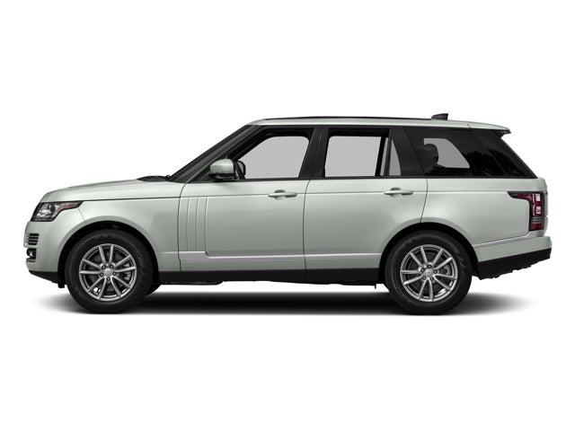2017 Land Rover Range Rover Td6 Diesel Swb Cary Nc Area Honda