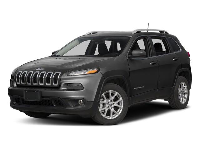 Elegant 2016 Jeep Cherokee Altitude