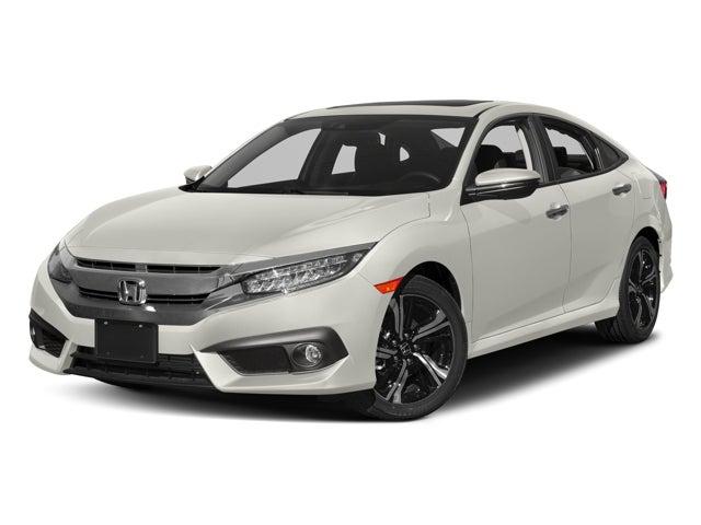 2017 Honda Civic Sedan Touring CVT In Morrisville, NC   AutoPark Honda