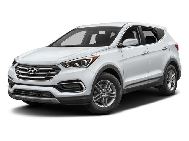 Honda Santa Fe >> 2017 Hyundai Santa Fe Sport 2 4l Auto Cary Nc Area Honda Dealer