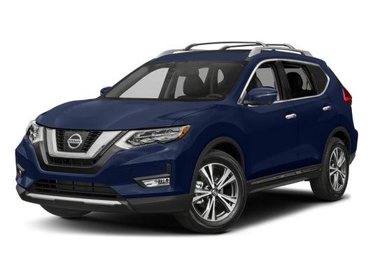 2017 Nissan Rogue Fwd Sl In Morrisville Nc Autopark Honda