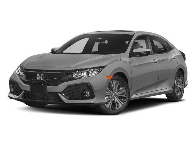 2018 Honda Civic Hatchback Ex Cvt Honda Dealer Serving