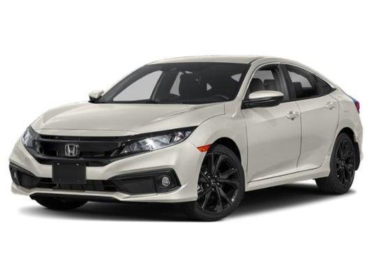 2019 Honda Civic Sedan Sport Manual In Morrisville Nc Autopark