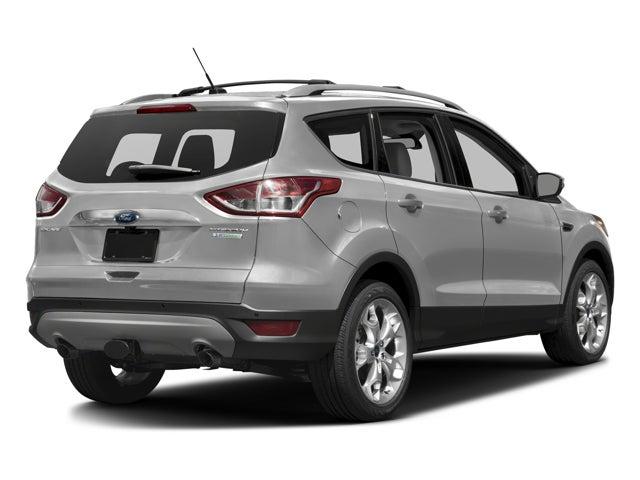52d1f2a79511 2016 Ford Escape FWD 4dr Titanium - Cary NC area Honda dealer near ...