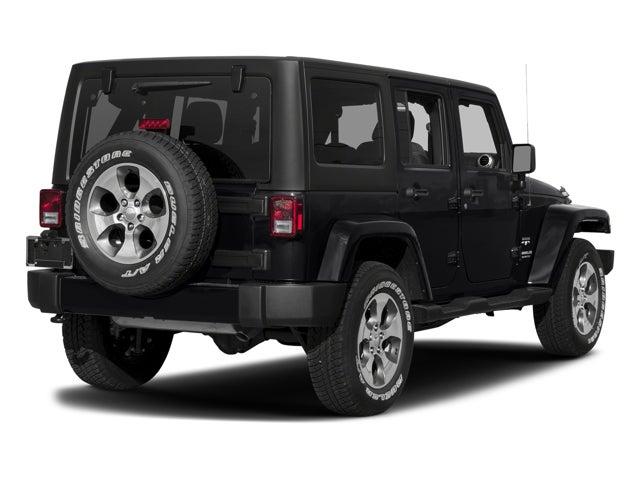 2017 Jeep Wrangler Unlimited Sahara Cary Nc Area Honda Dealer