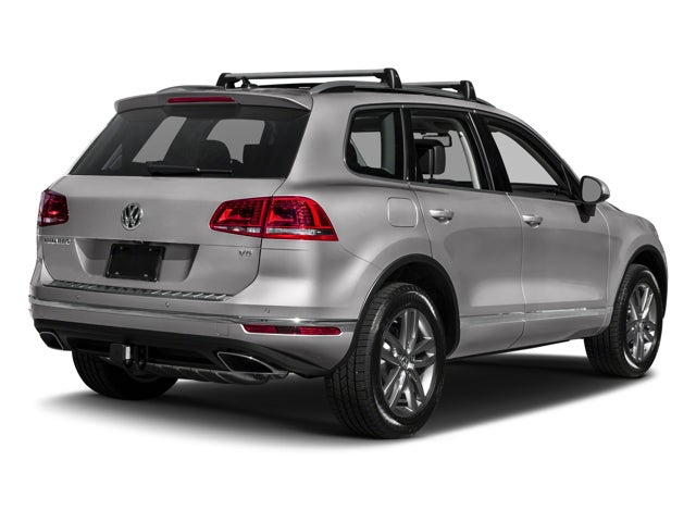 2017 Volkswagen Touareg V6 Wolfsburg Edition Cary Nc Area Honda