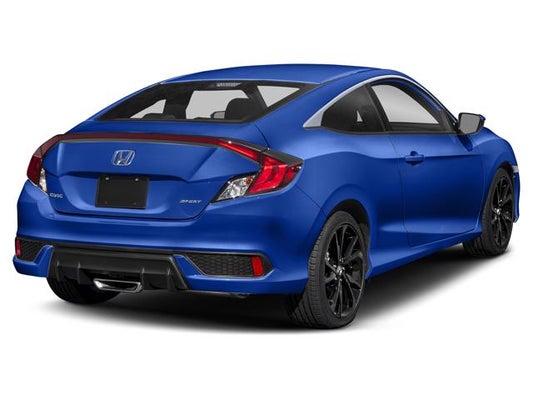 Used Honda Civic Coupe >> 2019 Honda Civic Coupe Sport Cvt