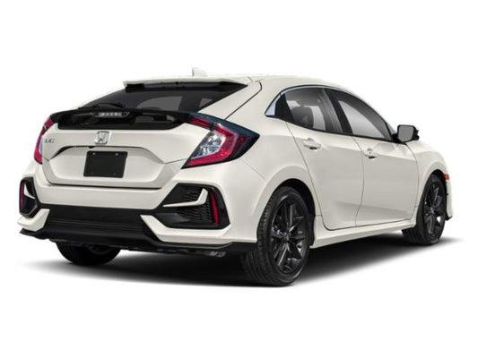 2020 Honda Civic Hatchback EX CVT - Honda dealer serving ...