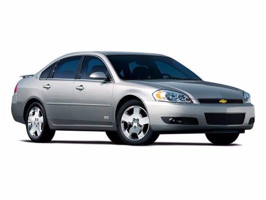 2008 Chevrolet Impala 4dr Sdn Ss Cary Nc Area Honda Dealer Near