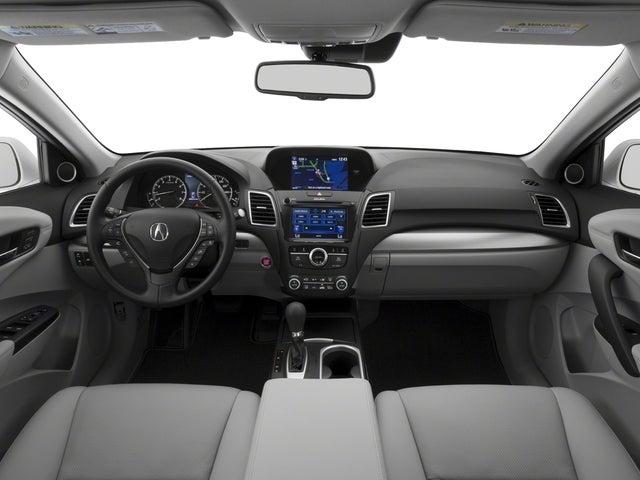 2017 Acura Rdx Fwd W Advance Pkg In Morrisville Nc Autopark Honda