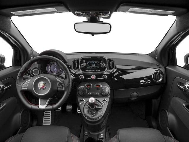 2017 FIAT 500 Abarth Hatch  Cary NC area Honda dealer near
