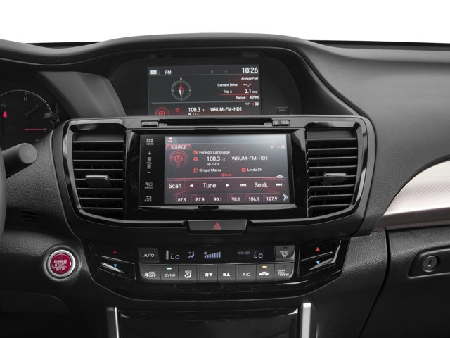 Elegant 2017 Honda Accord Coupe EX L CVT In Morrisville, NC   AutoPark Honda