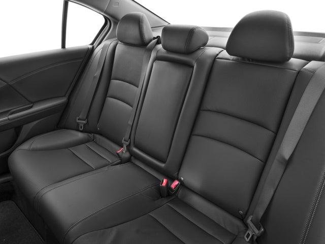 2017 Honda Accord Sedan Ex L V6 Auto Cary Nc Area Honda Dealer