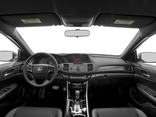 2017 Honda Accord Sport CVT