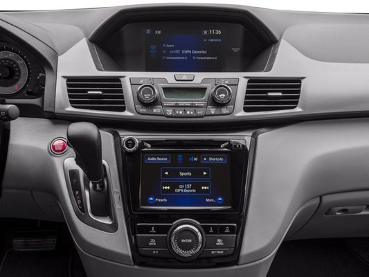 2017 Honda Odyssey Ex L Auto In Morrisville Nc Autopark