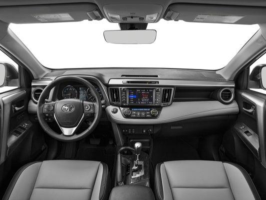 2017 Toyota Rav4 Platinum Awd Cary Nc Area Honda Dealer Near