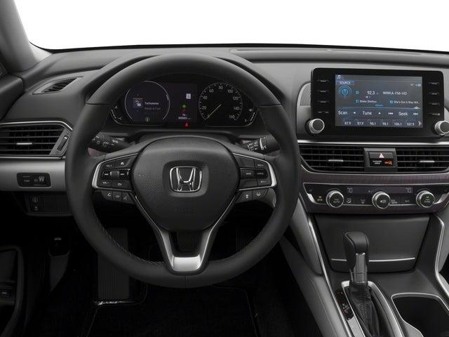 2018 Honda Accord Sedan Ex L 1 5t Cvt Honda Dealer Serving