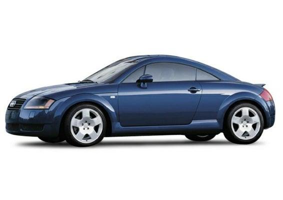 2003 Audi TT 2dr Cpe Auto