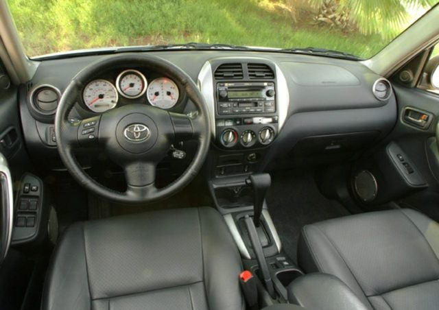High Quality 2005 Toyota RAV4 4dr Auto 4WD In Morrisville, NC   AutoPark Honda