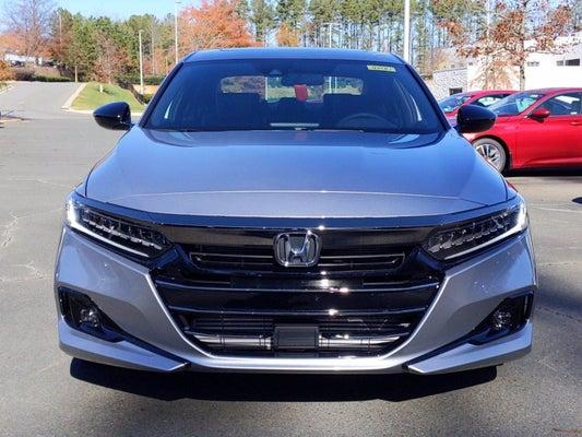 2021 Honda Accord Sport 2.0T Auto - Honda dealer serving ...