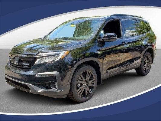 2020 Honda Pilot Black Edition Awd Honda Dealer Serving Morrisville Nc New And Used Honda Dealership Apex Raleigh Garner North Carolina 5fnyf6h78lb055761